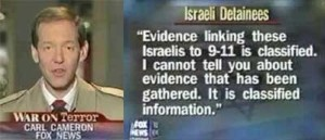 Evidence linking Israel is classified