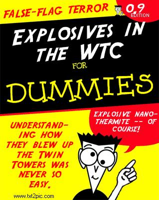 Explosives for dummies