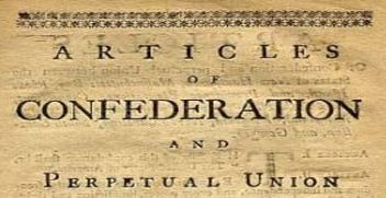 a description of the ratification as a weaker version of the articles of confederation The articles of confederation: summary & analysis weaknesses of   constitution learn the strengths and weaknesses of the articles of confederation  here.