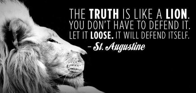 Truth Like a Lion